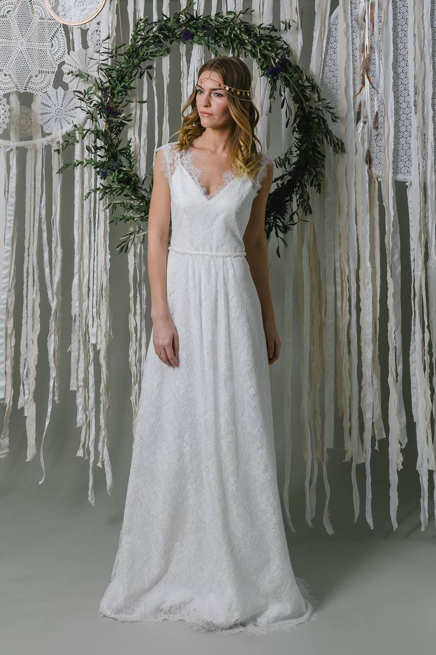 Die Kollektionen von mona berg Brautkleider. Entdecke unsere Kollektion