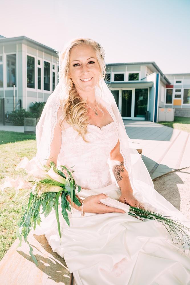 Real Bride Jessy Gibt Ihrem Peter Das Ja Wort Bei Hamburg
