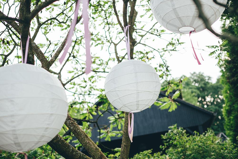 lampignons Hochzeitsdeko Hochzeitsfeier bei Hamburg