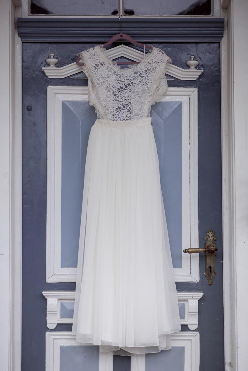 Boho Brautkleid Vintage Brautmode Hamburg