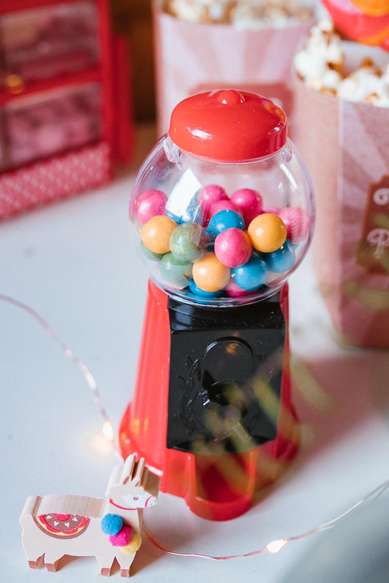 Candy Bar Wedding Circus Boho